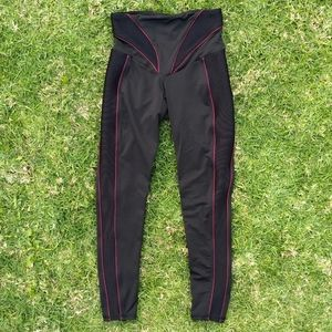 Michi Midnight High Waisted Leggings Size Small